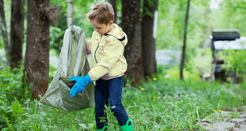 sustainable eco-friendly habits for kids apprendre aux enfants des bonnes habitudes